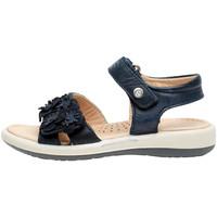 Pantofi Fete Sandale  Naturino 0502724 04 Albastru