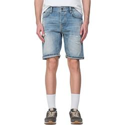 Îmbracaminte Bărbați Pantaloni scurti și Bermuda Antony Morato MMDS00068 FA700115 Albastru