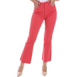 Îmbracaminte Femei Jeans bootcut Gaudi 011BD25017 Roșu