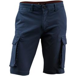 Îmbracaminte Bărbați Pantaloni scurti și Bermuda Lumberjack CM80747 002 602 Albastru