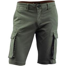 Îmbracaminte Bărbați Pantaloni scurti și Bermuda Lumberjack CM80747 002 602 Verde