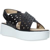 Pantofi Femei Sandale  Impronte IL01525A Negru