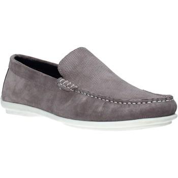 Pantofi Bărbați Mocasini Impronte IM01060A Gri