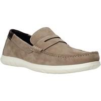 Pantofi Bărbați Mocasini Impronte IM01083A Bej