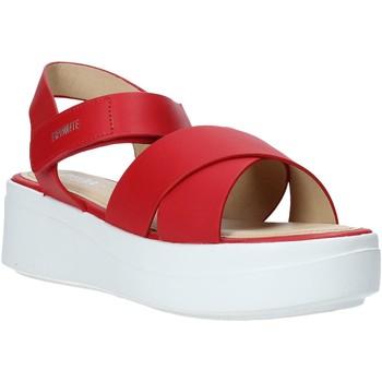 Pantofi Femei Sandale  Impronte IL01526A Roșu