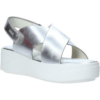 Pantofi Femei Sandale  Impronte IL01529A Argint