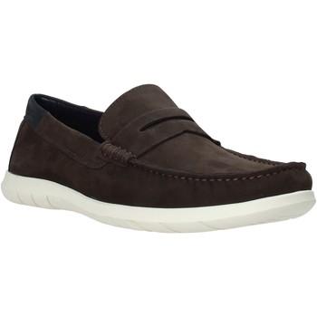 Pantofi Bărbați Mocasini Impronte IM01083A Maro