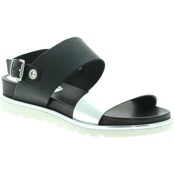 Pantofi Femei Sandale  Mally 5786 Negru