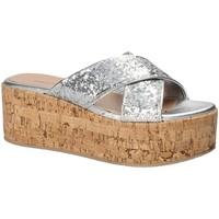 Pantofi Femei Papuci de vară Fornarina PE18RO2916 Gri
