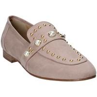 Pantofi Femei Mocasini Grace Shoes 1726 Roz