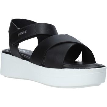 Pantofi Femei Sandale  Impronte IL01526A Negru