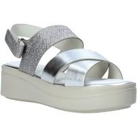 Pantofi Femei Sandale  Impronte IL01548A Argint