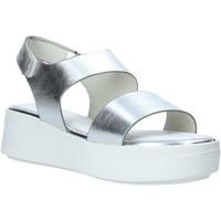 Pantofi Femei Sandale  Impronte IL01527A Argint