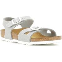 Pantofi Copii Sandale  Birkenstock 831783 Argint
