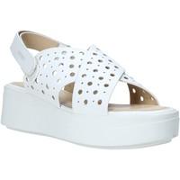 Pantofi Femei Sandale  Impronte IL01525A Alb