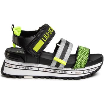 Pantofi Femei Sandale  Liu Jo BXX069TX116 Negru