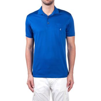 Îmbracaminte Bărbați Tricou Polo mânecă scurtă Navigare NV72062 Albastru