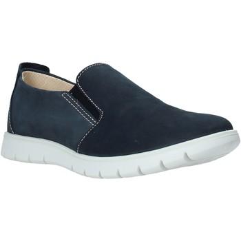 Pantofi Bărbați Pantofi Slip on IgI&CO 5115300 Albastru