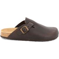 Pantofi Bărbați Saboti Grunland CB7034 Maro