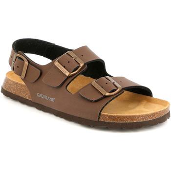 Pantofi Bărbați Sandale  Grunland SB3645 Maro