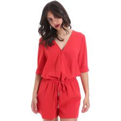 Îmbracaminte Femei Jumpsuit și Salopete Gaudi 011BD25029 Roșu