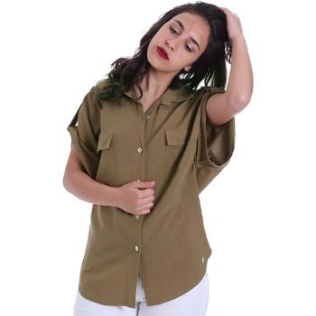 Îmbracaminte Femei Cămăși și Bluze Gaudi 011BD45030 Verde