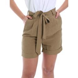 Îmbracaminte Femei Pantaloni scurti și Bermuda Gaudi 011BD25046 Maro
