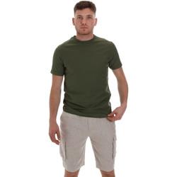 Îmbracaminte Bărbați Tricouri mânecă scurtă Sseinse ME1548SS Verde