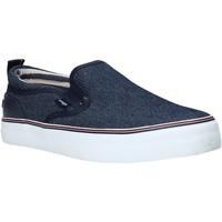 Pantofi Bărbați Pantofi Slip on Wrangler WM01022A Albastru
