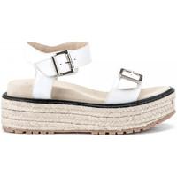 Pantofi Femei Sandale  Lumberjack SW43706 002 B01 Alb