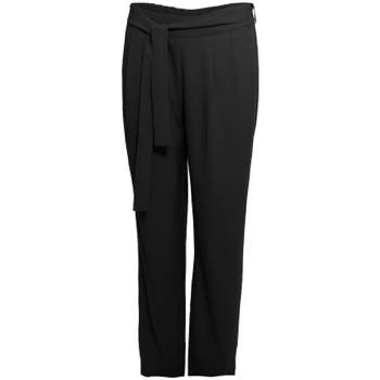 Îmbracaminte Femei Pantaloni fluizi și Pantaloni harem Smash S1829415 Negru