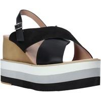 Pantofi Femei Sandale  Onyx S20-SOX758 Negru