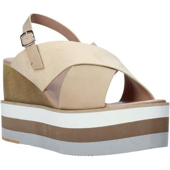 Pantofi Femei Sandale  Onyx S20-SOX758 Bej