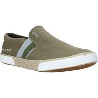 Pantofi Bărbați Pantofi Slip on U.s. Golf S20-SUS101 Verde