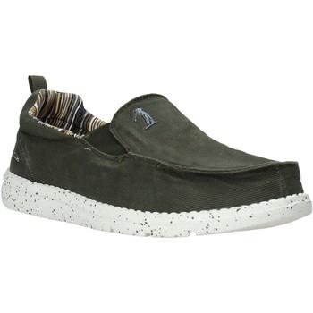 Pantofi Bărbați Pantofi Slip on U.s. Golf S20-SUS120 Verde