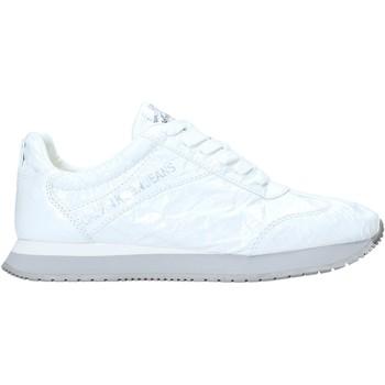 Pantofi Femei Pantofi sport Casual Calvin Klein Jeans R7806 Alb