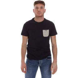 Îmbracaminte Bărbați Tricouri mânecă scurtă Sseinse ME1588SS Albastru