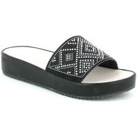 Pantofi Femei Papuci de vară Grunland CI1287 Negru