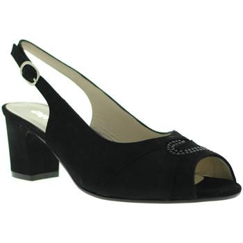 Pantofi Femei Sandale  Melluso S615 Negru