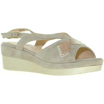 Pantofi Femei Sandale  Melluso R70715 Gri