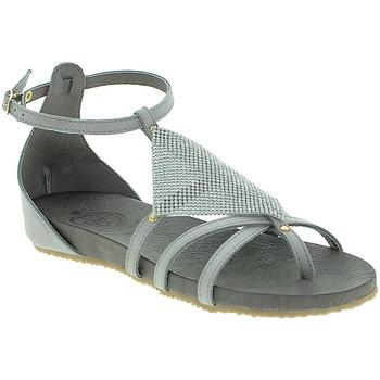 Pantofi Femei Sandale  18+ 6108 Gri
