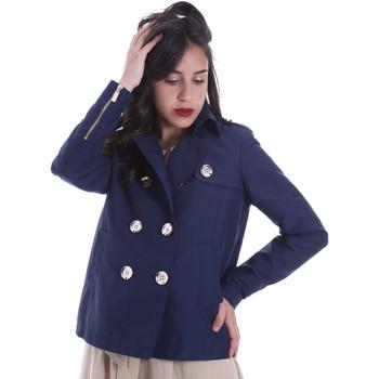 Îmbracaminte Femei Sacouri și Blazere Gaudi 011BD35013 Albastru