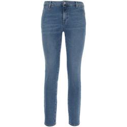 Îmbracaminte Femei Jeans slim Nero Giardini P860221D Albastru