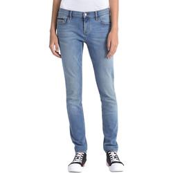 Îmbracaminte Femei Blugi Calvin Klein Jeans J20J206356 Albastru