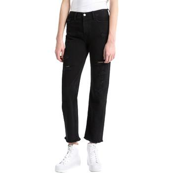 Îmbracaminte Femei Jeans boyfriend Calvin Klein Jeans J20J207108 Negru