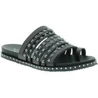 Pantofi Femei Sandale  18+ 6135 Negru