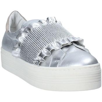 Pantofi Femei Pantofi Slip on Mally 6174 Gri