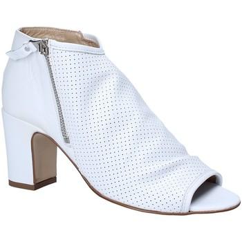 Pantofi Femei Sandale  Keys 5614 Alb