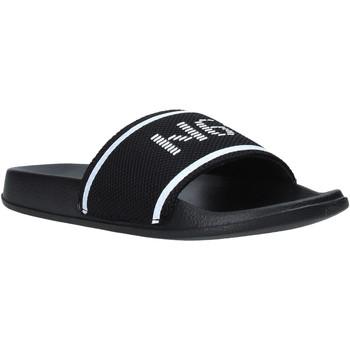 Pantofi Bărbați Șlapi Navigare NAM019035 Negru