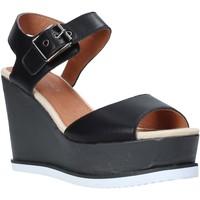 Pantofi Femei Sandale  Lumberjack SW83106 001 B01 Negru